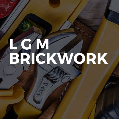 L G M Brickwork