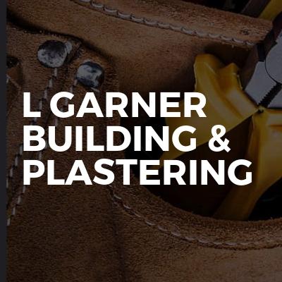 L Garner Building & Plastering