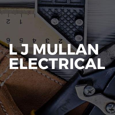 L J Mullan Electrical