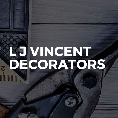 L J Vincent Decorators