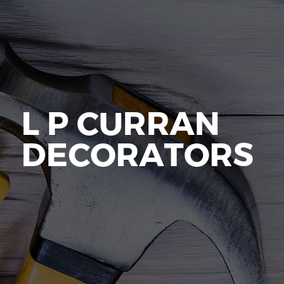 L P CURRAN DECORATORS