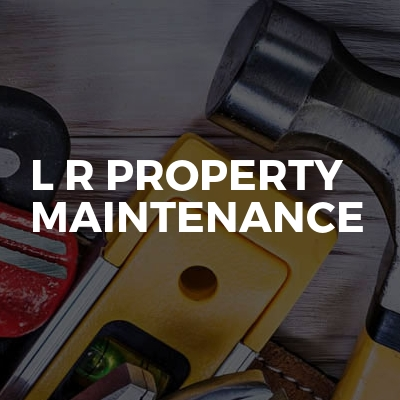 L R Property Maintenance