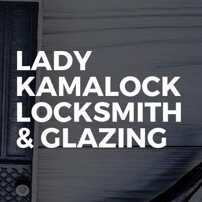 Lady Kamalock Locksmith & Glazing