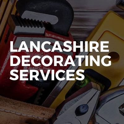 Lancashire decorating services
