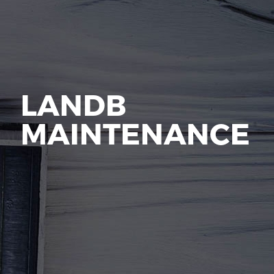 Landb Maintenance