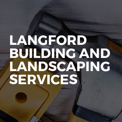 Langford Building And Landscaping Services