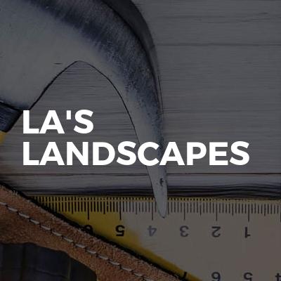 La's Landscapes