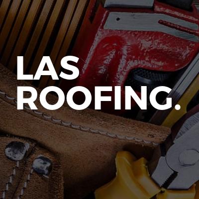 LAS Roofing.