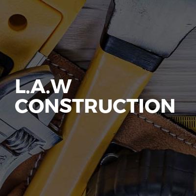 L.A.W Construction