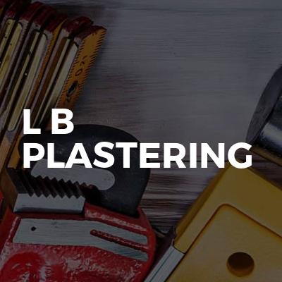 L B Plastering