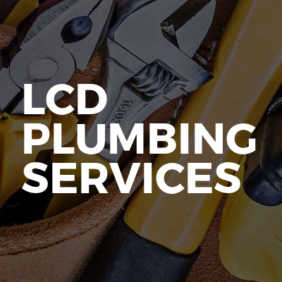 LCD Plumbing Services