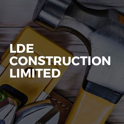 LDe construction limited
