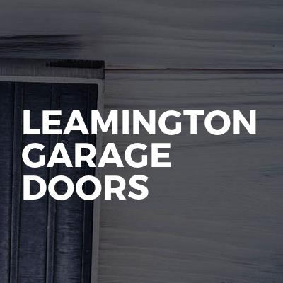 Leamington garage doors
