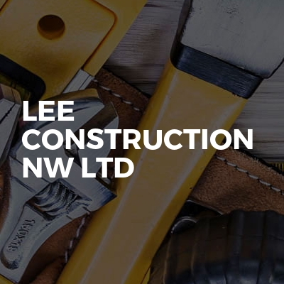 Lee Construction Nw Ltd