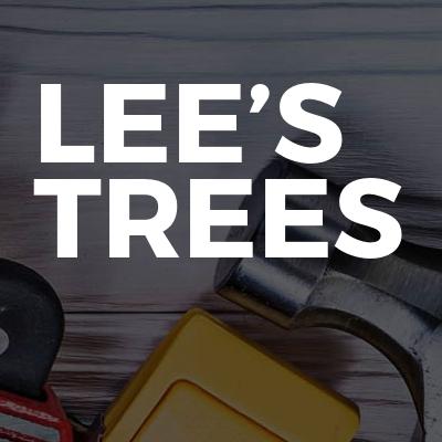 Lee's trees