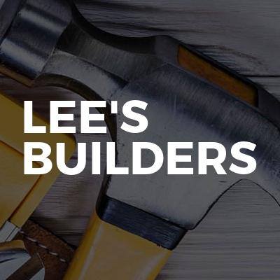 Lee's Builders