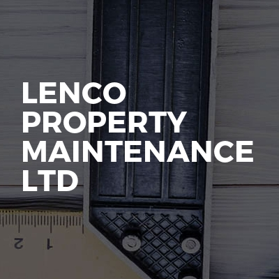 Lenco Property Maintenance Ltd