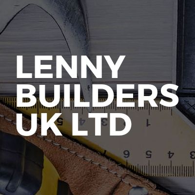 Lenny Builders UK Ltd