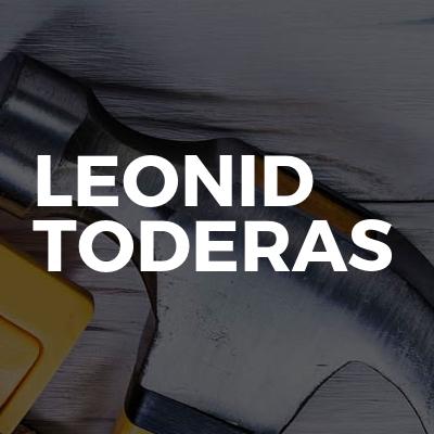 Leonid toderas
