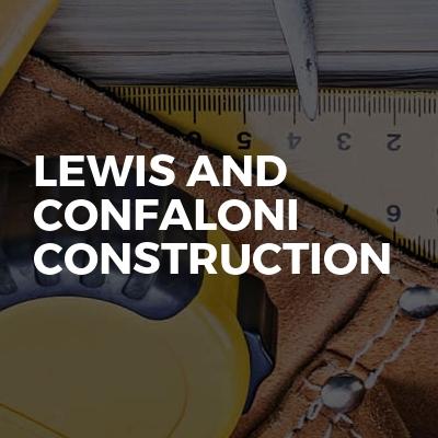 Lewis And Confaloni Construction