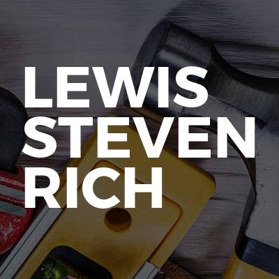 Lewis Steven Rich