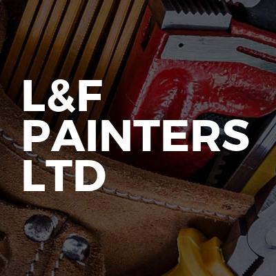 L&f painters ltd