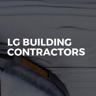 LG BUILDING CONTRACTORS