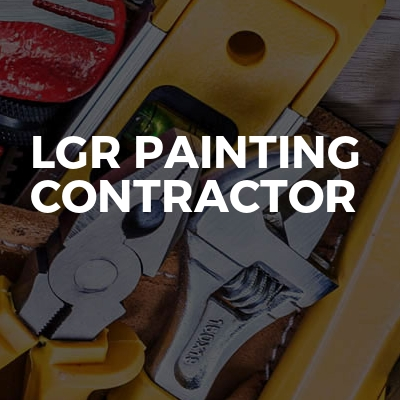 LGR PAINTING CONTRACTOR