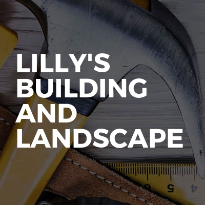 Lilly's building and landscape