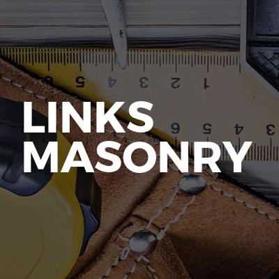 Links masonry
