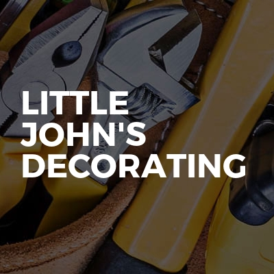 Little John's Decorating