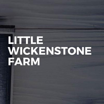 Little Wickenstone Farm