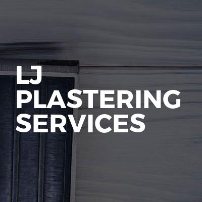 Lj Plastering Services