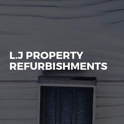 L.J PROPERTY REFURBISHMENTS