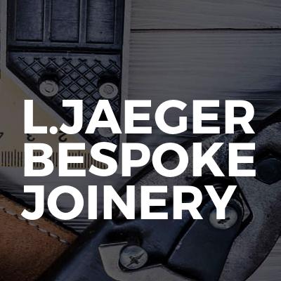 L.JAEGER BESPOKE JOINERY