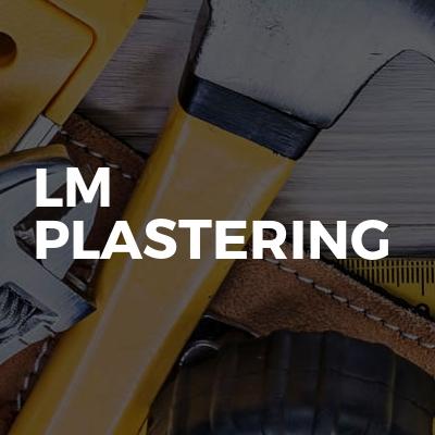 LM Plastering
