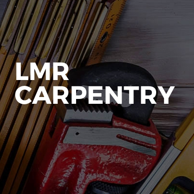 Lmr Carpentry