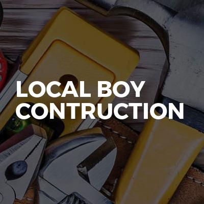 Local Boy Contruction
