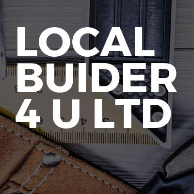 Local Buider 4 u ltd