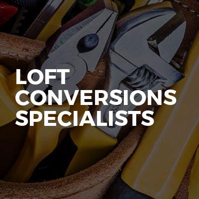 Loft Conversions Specialists