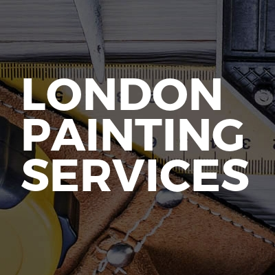 London Painting Services
