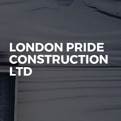 London pride construction ltd