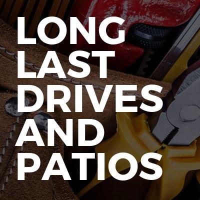 Long Last Drives And Patios