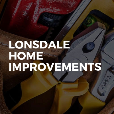 Lonsdale home improvements