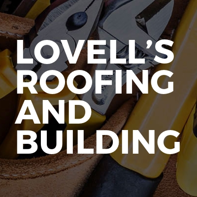 Lovell's roofing and building
