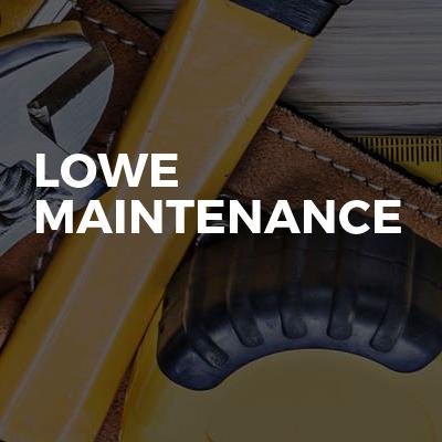 Lowe Maintenance