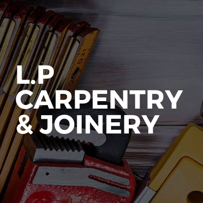 L.P Carpentry & Joinery