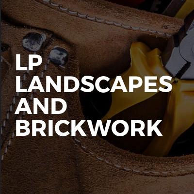 lp landscapes and brickwork