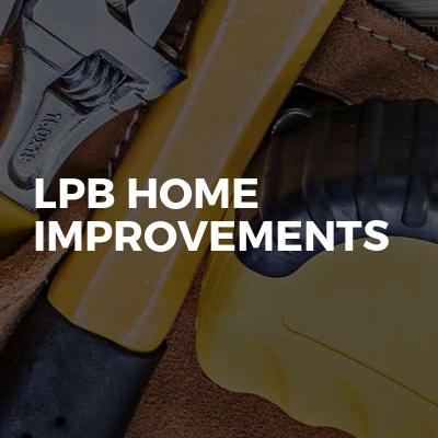 LPB home IMPROVEMENTS
