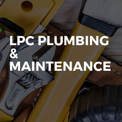 LPC Plumbing & Maintenance